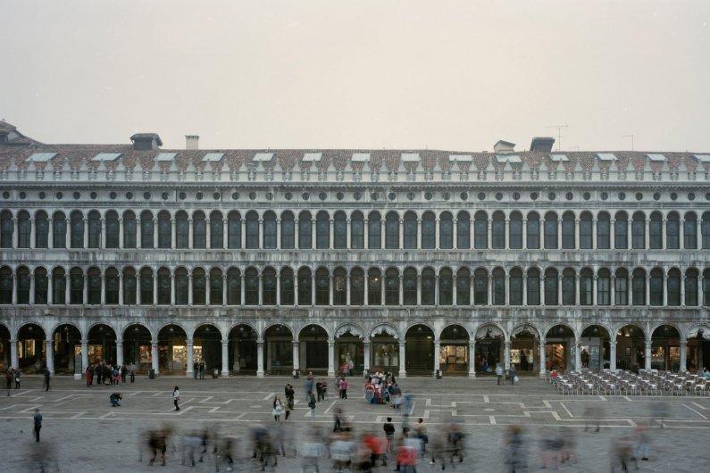 Procuratie Vecchie On Venice's Piazza San Marco To Be Restored