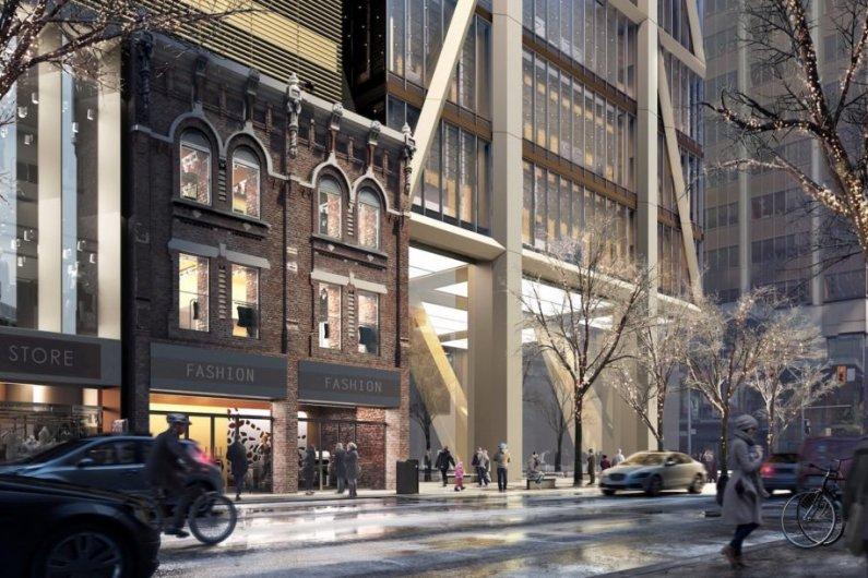 Canada's Tallest Inhabitable Building Breaks Ground In Toronto