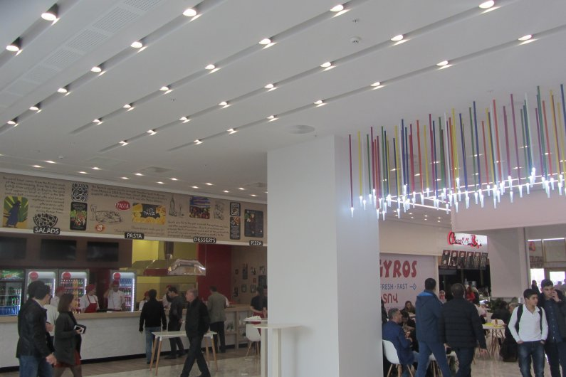 RIO Shopping and Entertainment Center in Yerevan