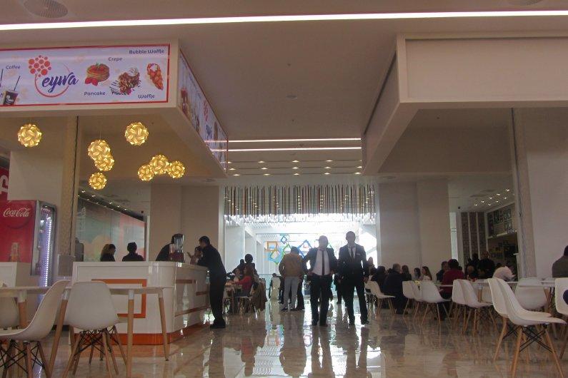 RIO Shopping and Entertainment Center in Yerevan