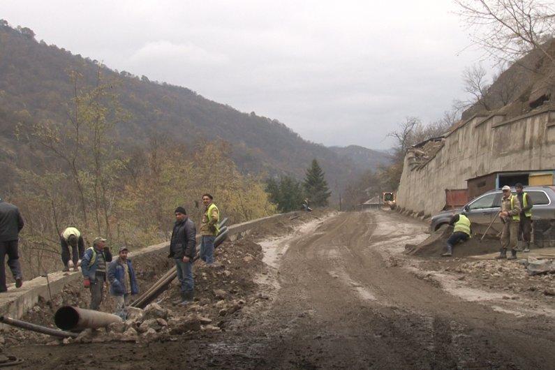 Vanadzor-Alaverdi-Bagratashen Reconstruction Project