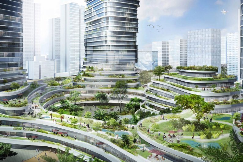 Vietnam To Build 333-Meter-High Sky Forest