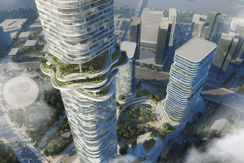 Vietnam To Build 333-Meter-High Sky Forest