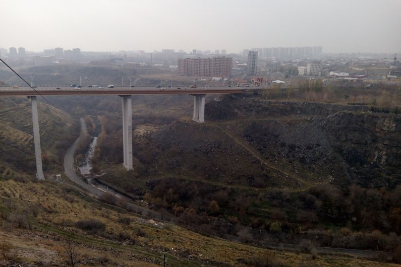 The Longest Zipline in the Region Will Open Soon in Yerevan