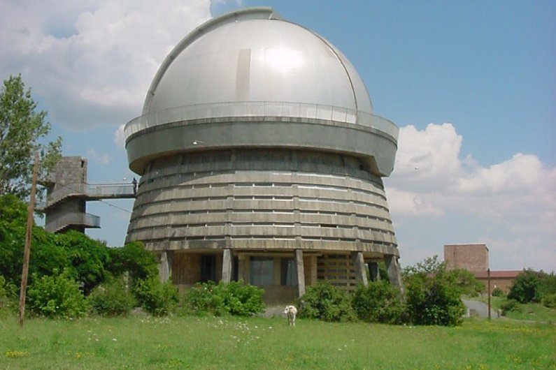 Byurakan Observatory is Going to Launch Park Arboretum