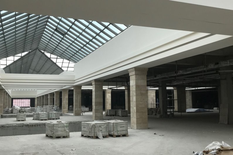 Yerevan's Biggest Mall to Open in Spring 2018