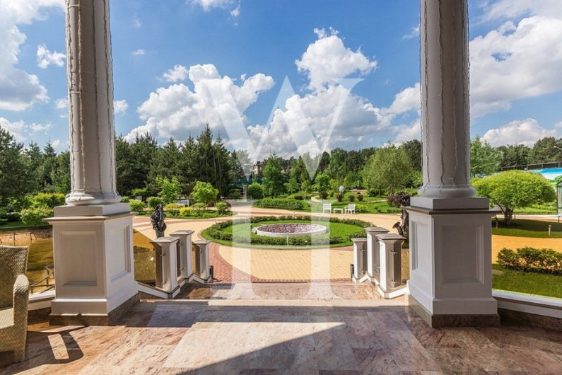 The Most Expensive Mansion In Russia Estimated US$ 98,6 Million
