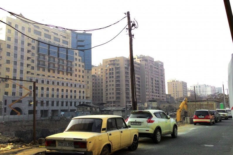 Old Yerevan Project – The Architect View