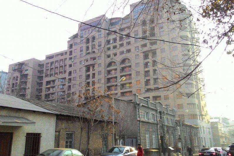 «Հին Երևան» Նախագիծ. Ճարտարապետի Կարծիք