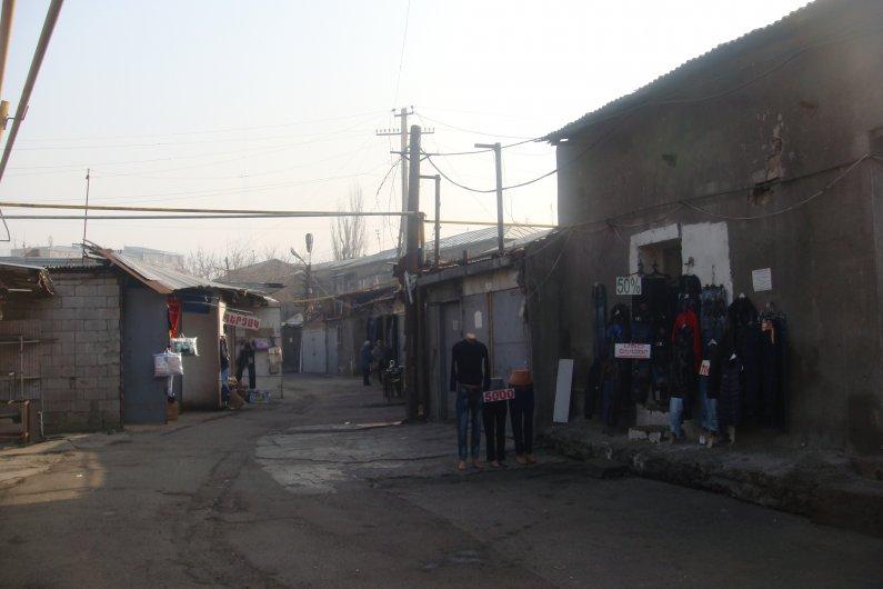 Ֆիրդուսու Շուկայի Տեղում՝  Էլիտար 33-րդ Թաղամաս