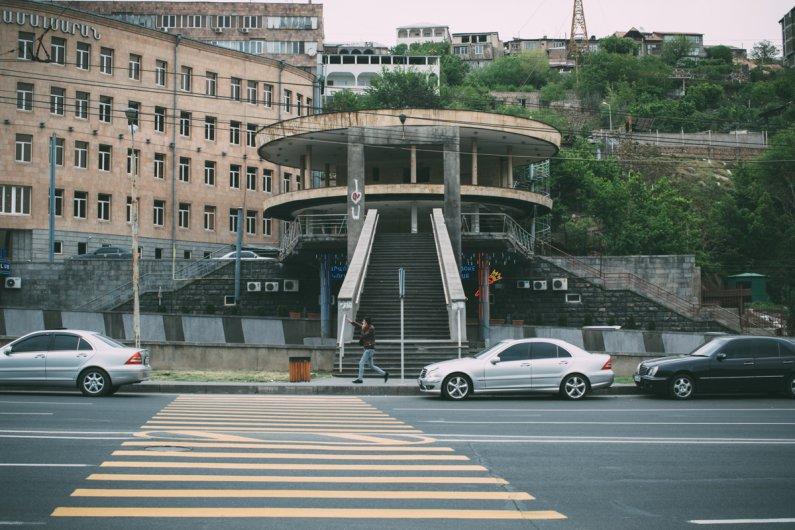 Ճոպանուղին Կվերադառնա Երևան