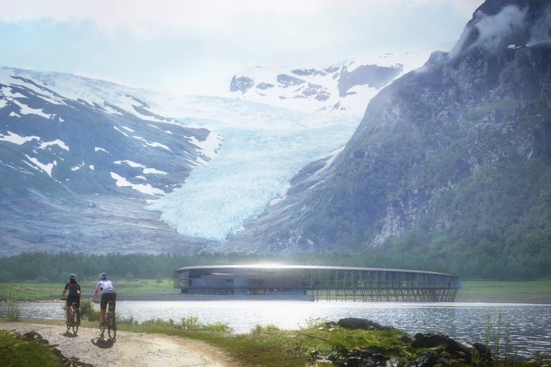 """Norway To Build World's First """"Energy Positive"""" Hotel"""