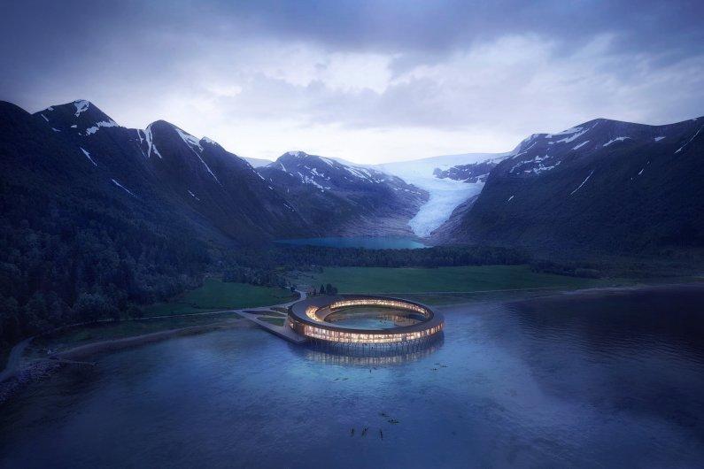 Նորվեգիան Նախատեսում Է Կառուցել Էլեկտրաէներգիա Գեներացնող Հյուրանոց