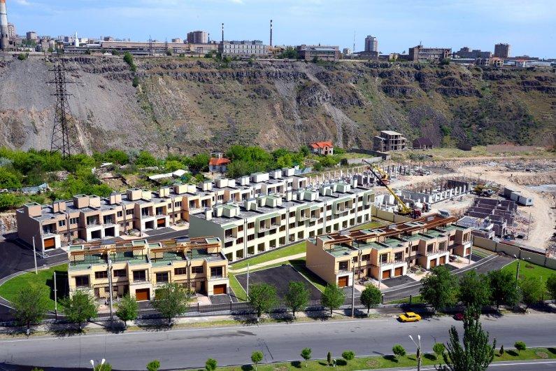 Նոր Բնակելի Թաղամաս Երևանում