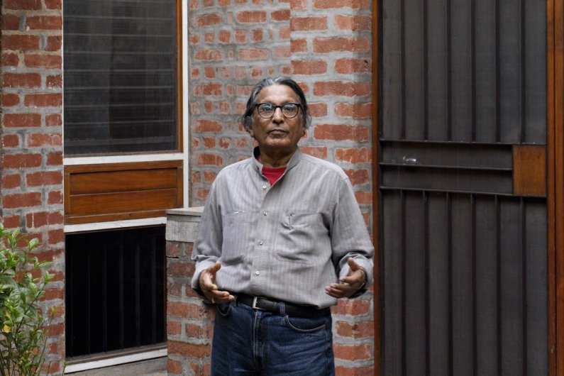 Balkrishna Doshi Is The 2018 Pritzker Prize Winner