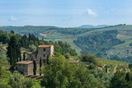 Тосканская Вилла Микеланджело Выставлена На Продажу За US$ 9,3 млн.