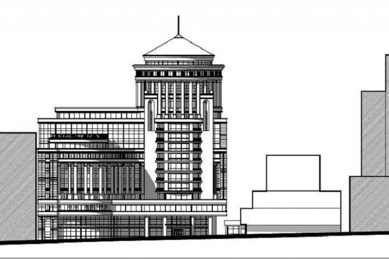 Kempinski Yerevan Hotel Construction