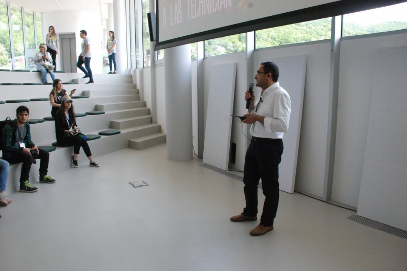 COAF SMART Center Opens Its Doors in Lori Province