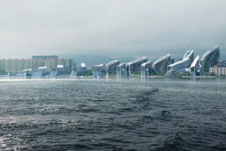 Zaha Hadid Architects To Develop Russian's Largest Port's Masterplan