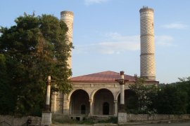 Sushi Mosque Restoration Project Continues