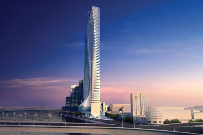 Egypt Is Building Africa's Tallest Building