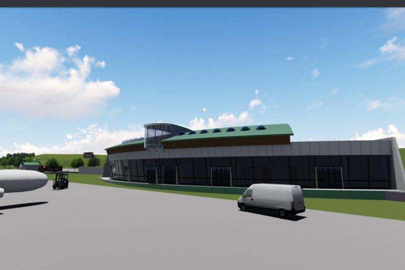 Kapan airport design