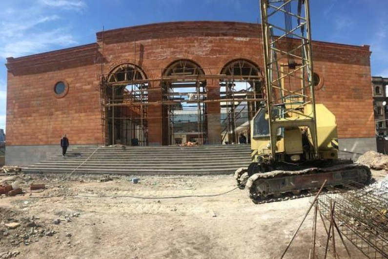 Yerevan, My Love Concentrates on the Maintenance of Architectural Values