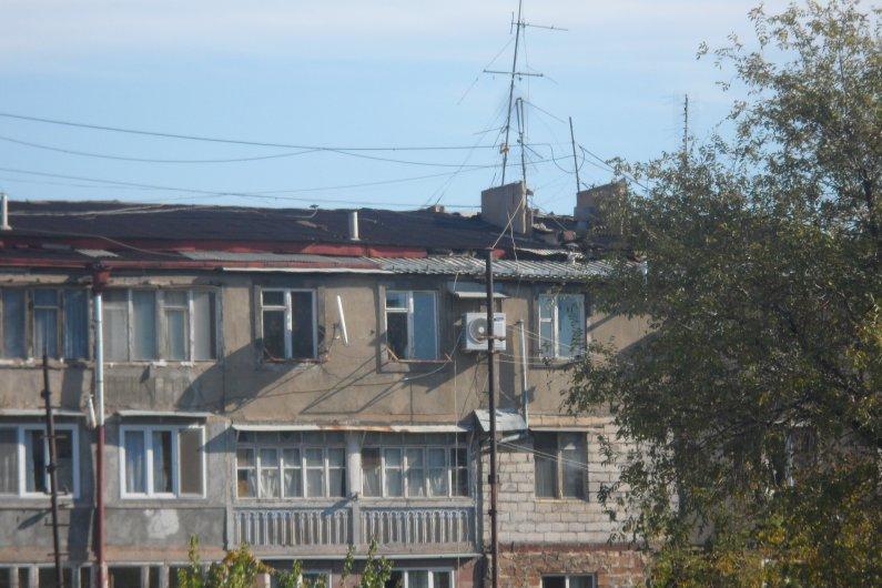 Устаревший Жилфонд Армении: Аварийные Здания
