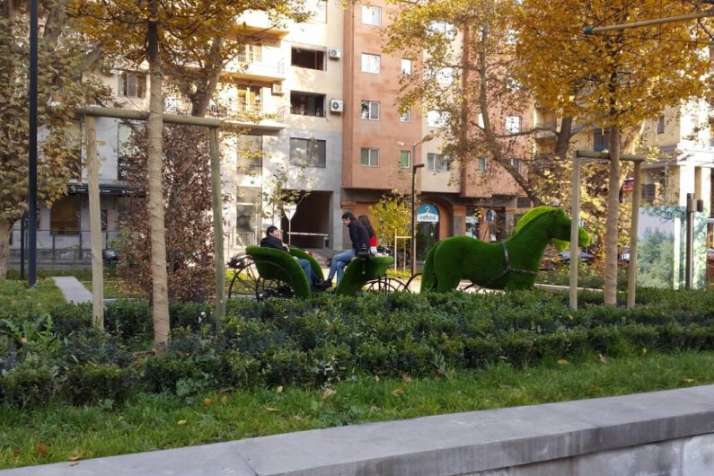 New Birth of Garden and Park Complexes
