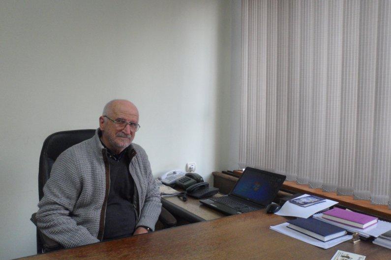 Grigor Azizyan, the Director of Armproject company
