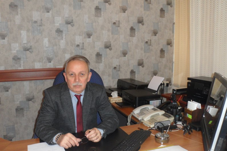 Sirekan Ohanyan, the Director of Yerevanproject company