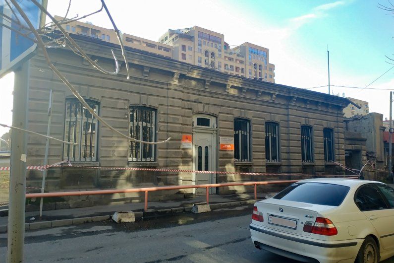 The Issue of the Building at 23 Arami Street is Solved