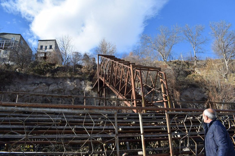 Goris Football Stadium Will be Restored