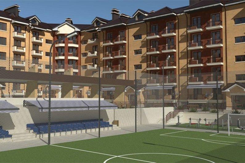 Two New City Blocks in Stepanakert