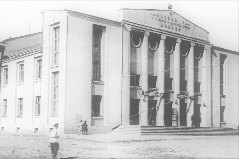 Sevyan Center of Culture Will Get A New Breath in Its Old Style