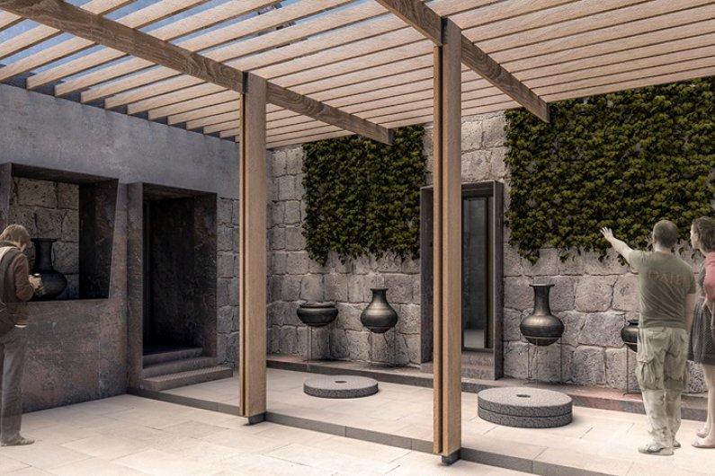 Ճարտարապետների Ուշադրության Կենտրոնում 18-րդ Դարի Ջրաղացն է