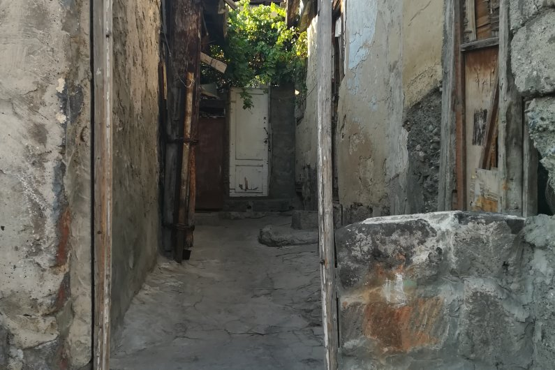 Cond: The Old District with Obscure Fate