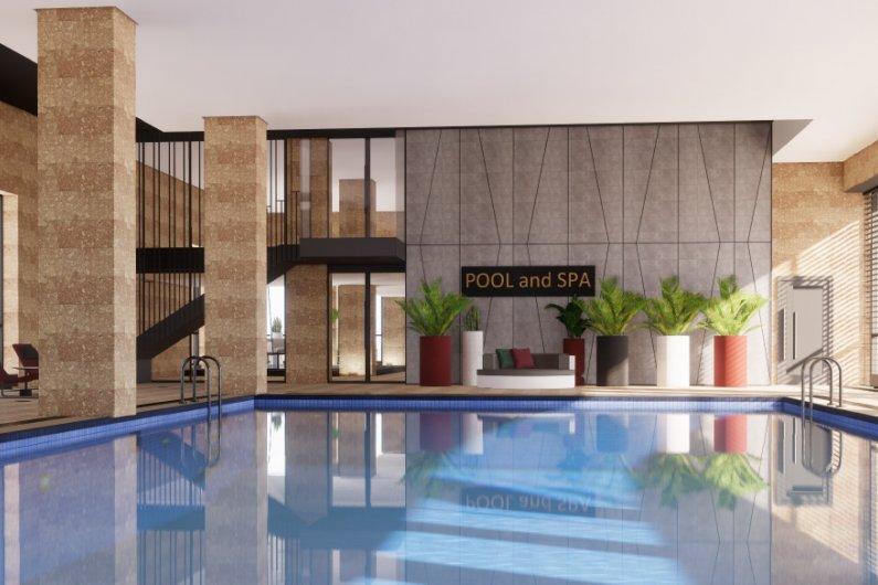 Холидей Инн - Новая Гостиница в Центре Еревана