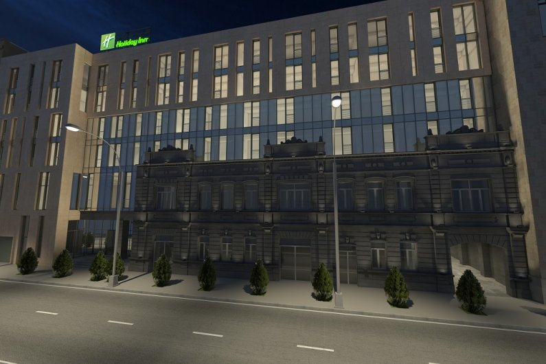 Holiday Inn: A New Hotel in the Center of Yerevan