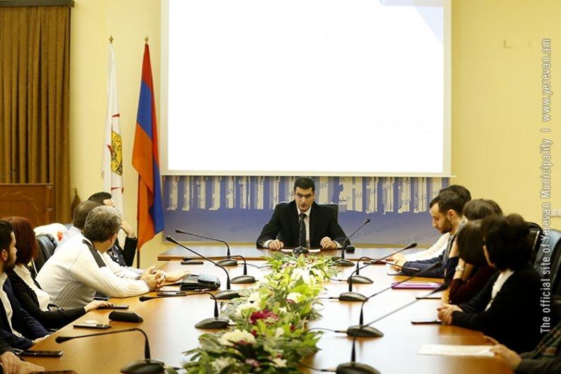 Խոստանում են Կանաչապատ Երևան