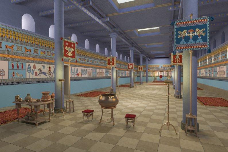 Էրեբունի Արգելոց-Թանգարանը Շուտով Նոր Մասնաշենք Կունենա