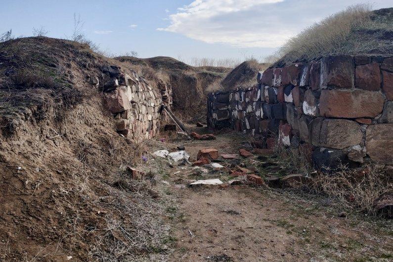 Erebuni: Undisclosed Fortress