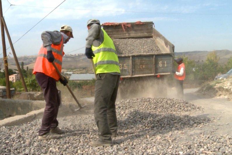 Massive Reconstruction Works in Yerevan