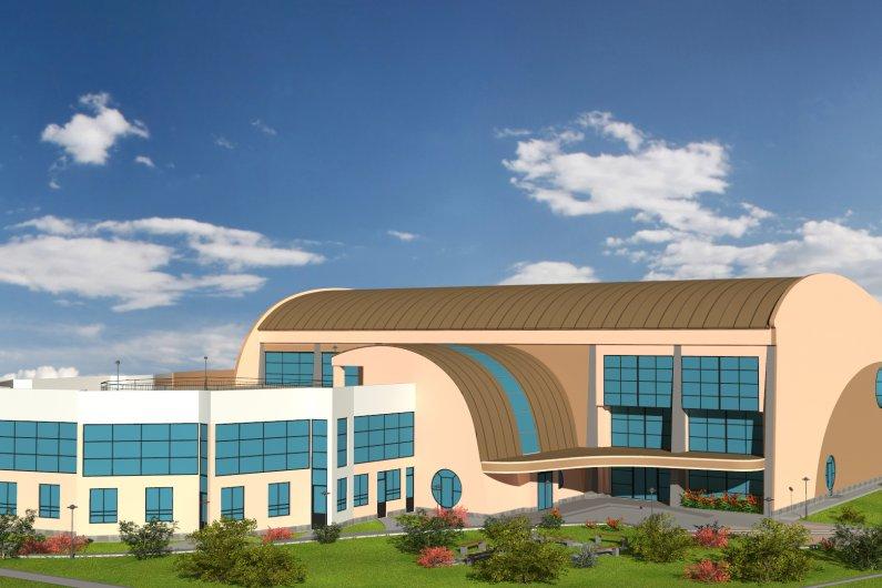 New Sports Complex in Yerevan