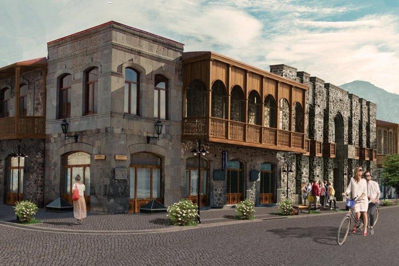 Գորիս.  Հայաստանի Վերականգնվող Նոր Զբոսաշրջային Կենտրոնը