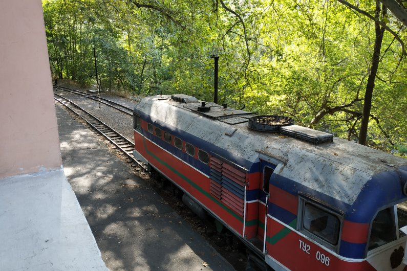 Children's Railway will Be Renovated without Losing its Features