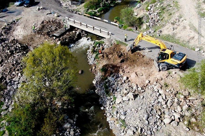 Korean Bridge To Be Rebuilt