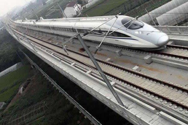 Beijing To Shanghai High-Speed Rail Line Opens