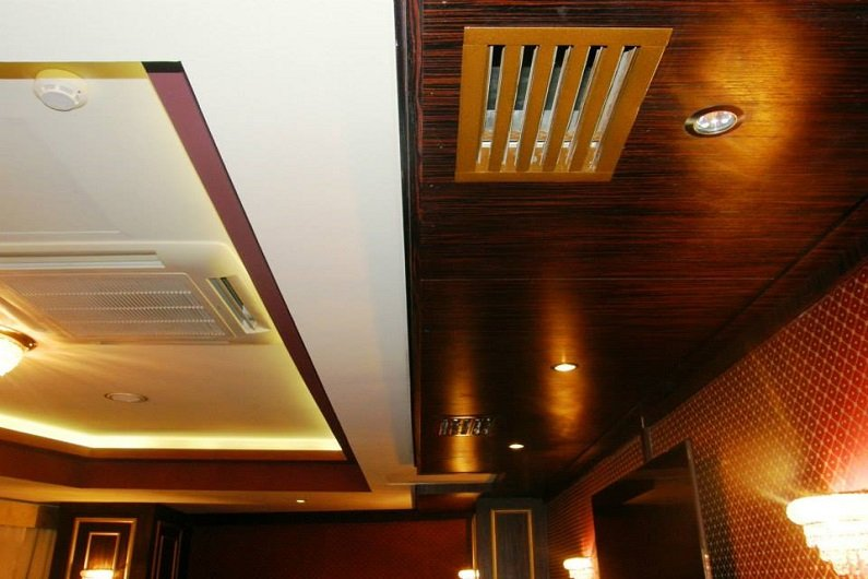 Ventilation Marriott Tsaghkadzor