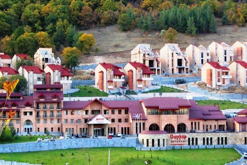 Մարրիոթ Ծաղկածոր հյուրանոց